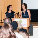 Isabella Freedman If Not Now Induction - May 30, 2012 at Central Synagogue, NYC